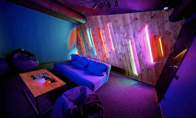 loft game bar room light artema 1-min