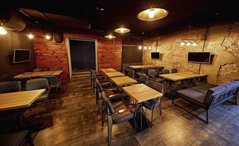 игровой бар в Киеве loft game bar Артема Сечевых стрельцов